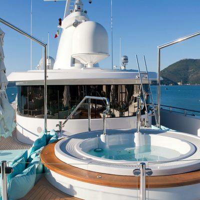 Ramble On Rose Yacht