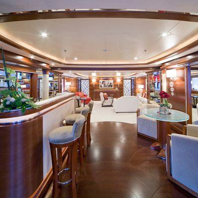Latitude Yacht Bar Area
