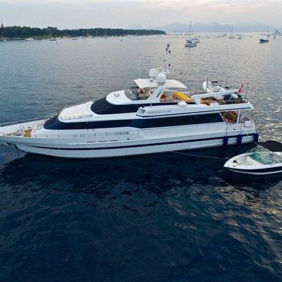 Heartbeat Of Life Yacht