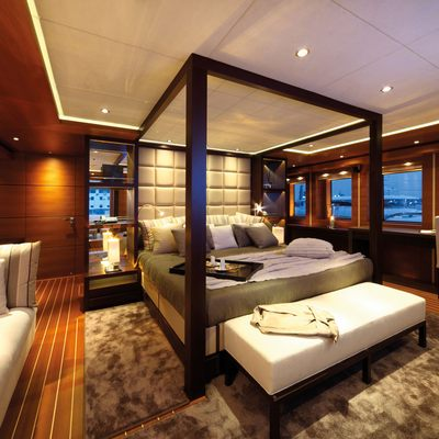 Zaliv III Yacht Master Stateroom
