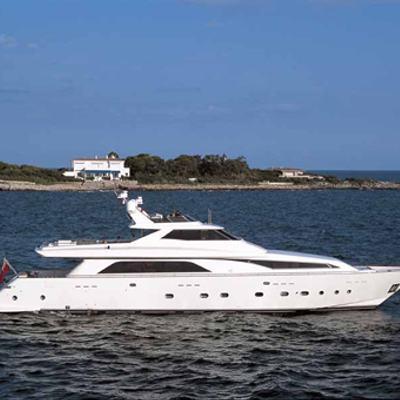 Sheleila Yacht Profile