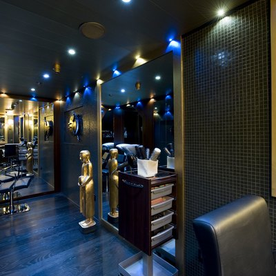 Force Blue Yacht Spa Hairdressing