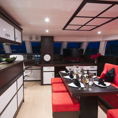 In The Wind Yacht