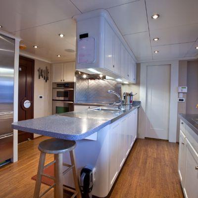 Lagniappe Yacht Galley