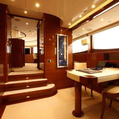 Harmony III Yacht Master Study