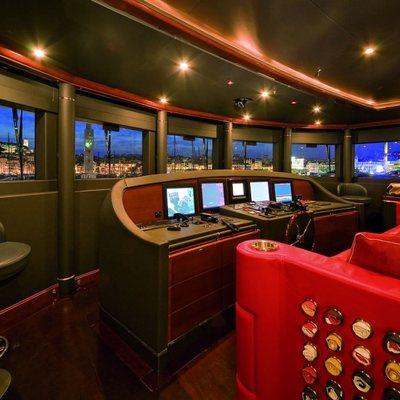 Latitude Yacht Wheelhouse