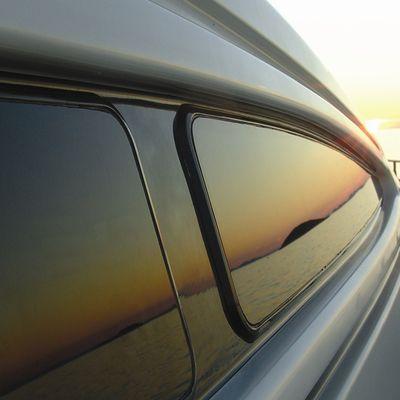 Happy Spirit Yacht Sunset