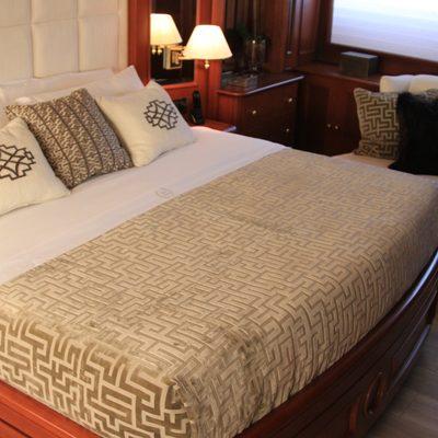 Brunello Yacht Master Cabin