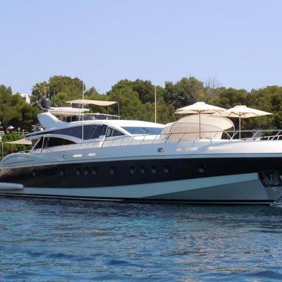 Antelope III Yacht
