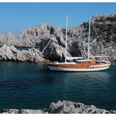 Azra Deniz Yacht