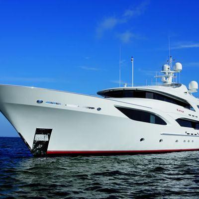 Avalon Yacht Side