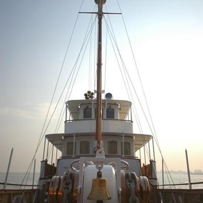 Kalizma Yacht Deck - Bell
