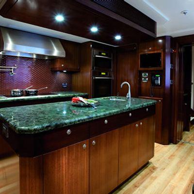 Avalon Yacht Galley