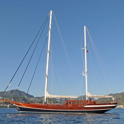 Queen of Datca Yacht Profile