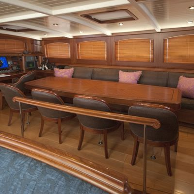 Athos Yacht Office & Seating
