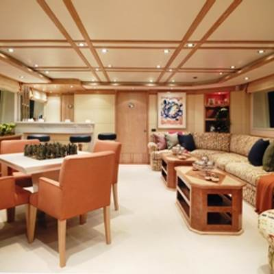 Balaju Yacht Bridge Deck Lounge