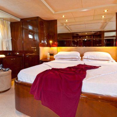 Happy Spirit Yacht Master Cabin