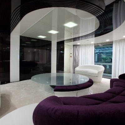 Quite Essential Yacht Main Salon - Seating