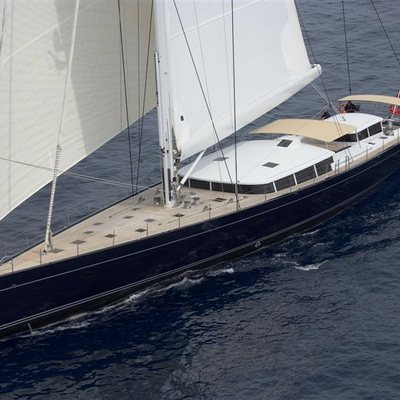 G2 Yacht Aerial View
