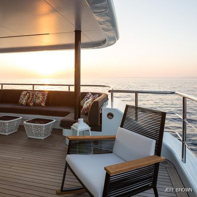 Ocean Paradise Yacht