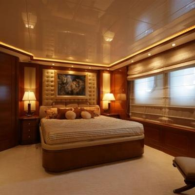 O'Ceanos Yacht Guest Stateroom