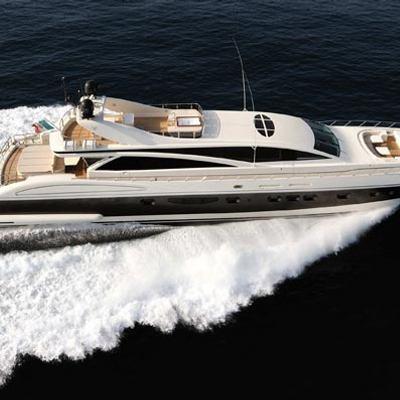 Antelope III Yacht Running