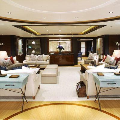 Baton Rouge Yacht Main Salon