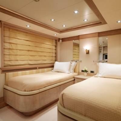 Balaju Yacht Twin Stateroom