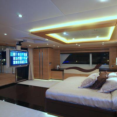 Tatiana I Yacht Master Stateroom