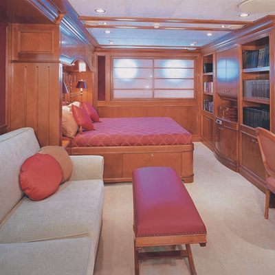 Lou Spirit Yacht VIP Stateroom