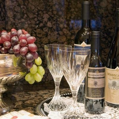 Sojourn Yacht Wine Selection