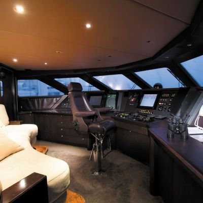 Lazy Z Yacht Wheelhouse