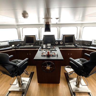 Enigma XK Yacht