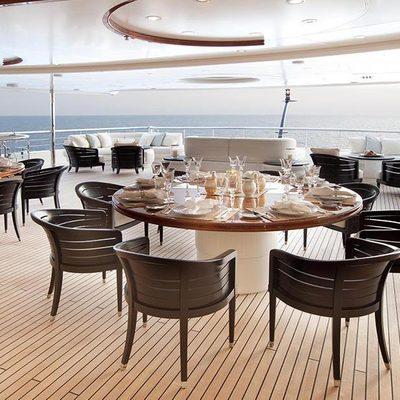 Sunrays Yacht
