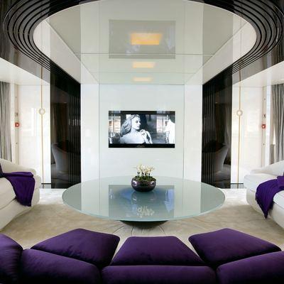 Quite Essential Yacht Main Salon - Screen