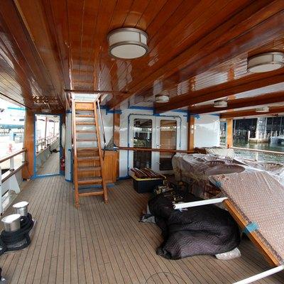 Stargazer Yacht Aft