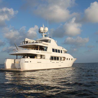 Aquasition Yacht Rear View