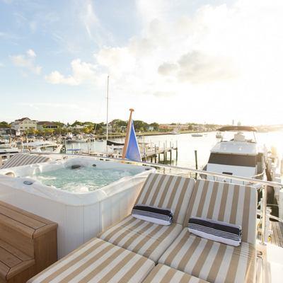 Beachfront Yacht