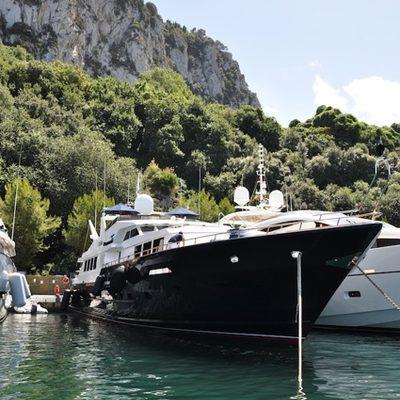 DOA Yacht Moored