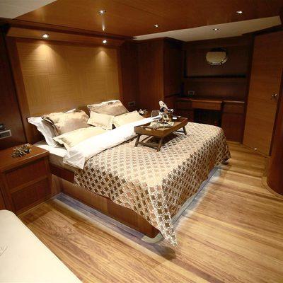Mezcal 2 Yacht Master Cabin