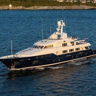 Chantal Ma Vie Yacht