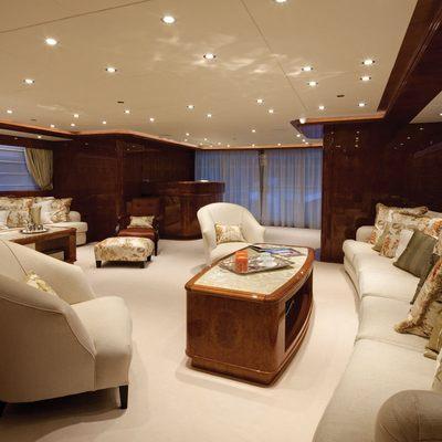 Baron Trenck Yacht Salon