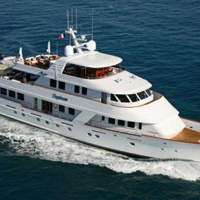 Daydream Yacht Running Shot - Front