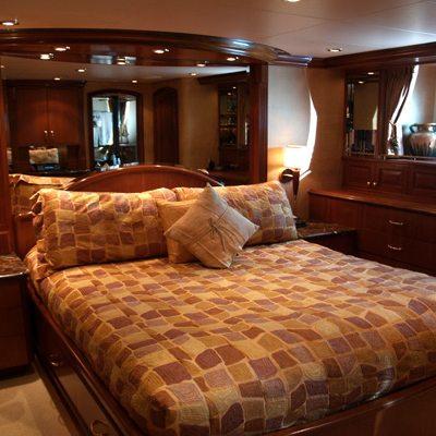 Joan's Ark Yacht Stateroom