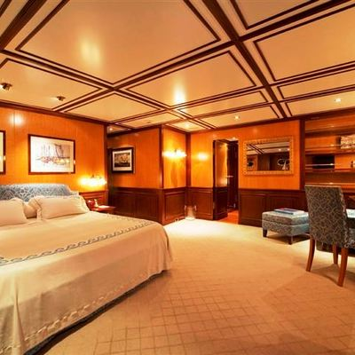 Enigma Yacht Guest Stateroom - Overview
