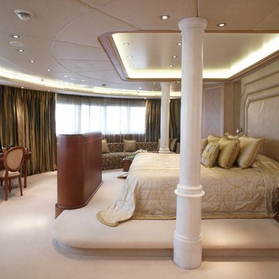 Moonlight II Yacht Master Suite