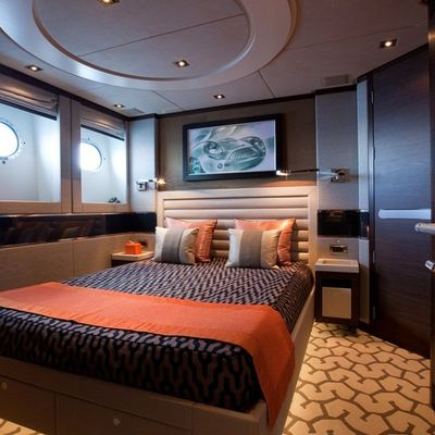 Aurelia Yacht Guest Stateroom
