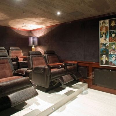 Force Blue Yacht Cinema