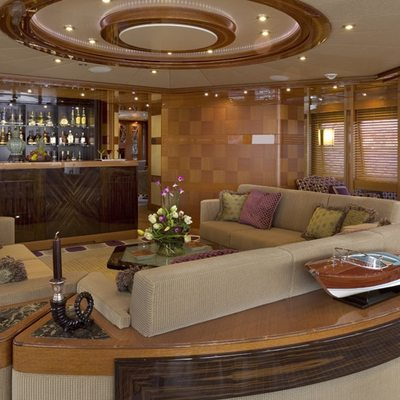 Lady Sheridan Yacht Skylounge - Bar