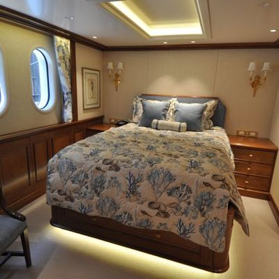 Lady Kathryn V Yacht Guest Stateroom